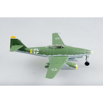 Easy Model 36409 Готовая модель самолета Me-262A-2a 1/KG(J)54 (1:72)