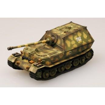 Модель ПТ-САУ «Ferdinand», Курск, 1943г.