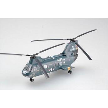 Easy Model 37001 Готовая модель вертолета CH-46D (1:72)