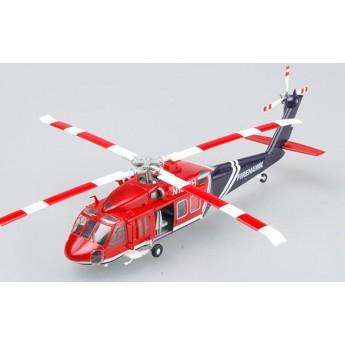 Easy Model 37019 Готовая модель вертолет UH-60A Firehawk (1:72)