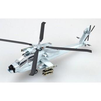 Easy Model 37026 Готовая модель вертолета AH-64A (1:72)