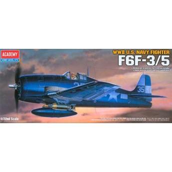 Модель самолета F6F-3/5 HELLCAT (1:72)