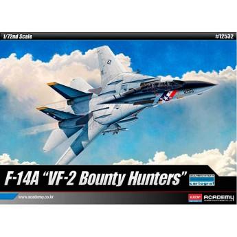 Модель F-14A VF-2 Bounty Hunters (1:72)