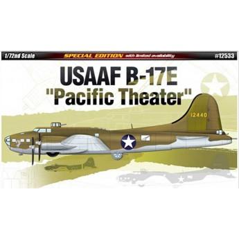 Модель самолёта USAAF B-17E Pacific Theater (1:72)