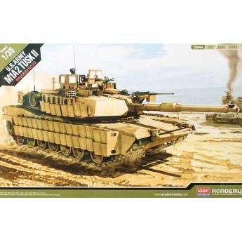 Модель танка M1A2 SEP TUSKI/TUSKII/V2 (1:35)
