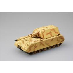 """Модель танка Maus (Маус) в окраске """"песчаный камуфляж""""."""