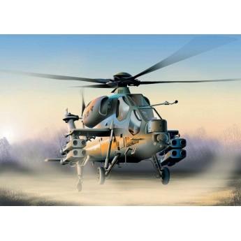 Модель вертолета A-129 MANGUSTA (1:72)