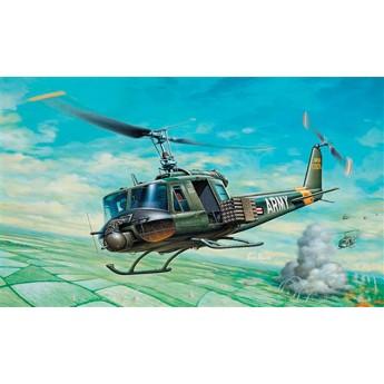 Модель вертолета UH-1B HUEY (1:72)