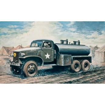 Модель автомобиля 2 1/2 Ton, 6x6 Water Tank Truck (1:35)