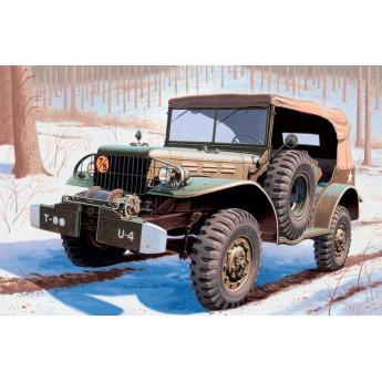Модель автомобиля DODGE STAFF CAR WC 56 (1:35)