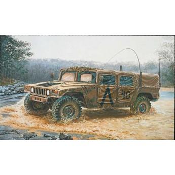 "Модель автомобиля M 998 ""Command Vehicle"" (1:35)"