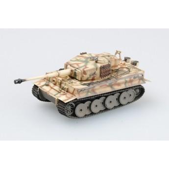 Easy Model 36215 Готовая модель танка Tiger 1 (Middle) – 509 батальон Россия 1943 г (1:72)