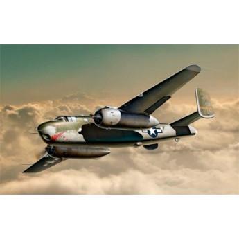 Модель самолета B-25G Mitchell (1:72)
