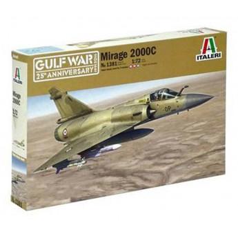 Модель самолета Mirage 2000C (1:72)