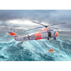 ITALERI 2712 Модель вертолета UH-34J (1:48)
