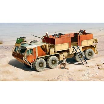 Модель автомобиля M985 HEMTT Gun Truck (1:35)