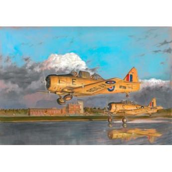 Модель самолета Harvard Mk.IIA (1:48)