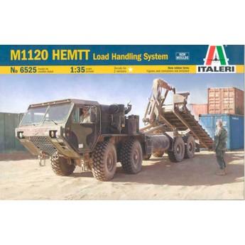 Модель автомобиля M1120 HEMTT (1:35)