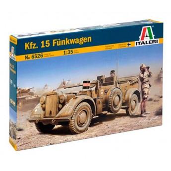 Модель автомобиля связи Kfz.15 (1:35)