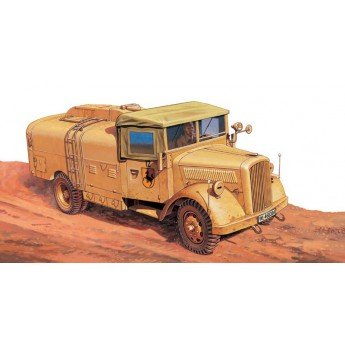 Модель автомобиля Kfz. 385 Tankwagen (1:48)