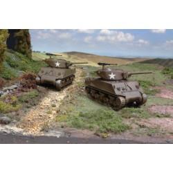 """Модель танка M4A3E2 """"JUMBO"""" (1:72)"""