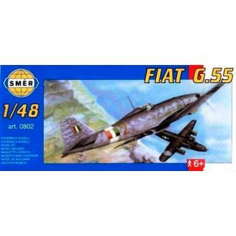 Модель самолета Fiat G. 55 (1:48)