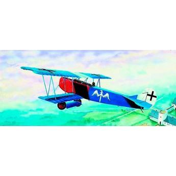 Модель самолета Fokker D-VII (1:48)