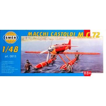 Модель самолета Macchi M.C. 72 (1:48)