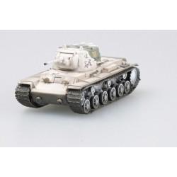 Модель танка КВ-1, Калининский фронт, зима 1943 г.
