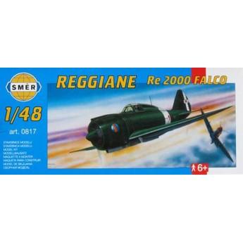 Модель самолета Reggiane Re 2000 Falco (1:48)