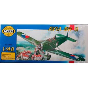 Модель самолета Avia BH 11 (1:48)