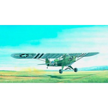 Модель самолета Piper Cub (1:48)