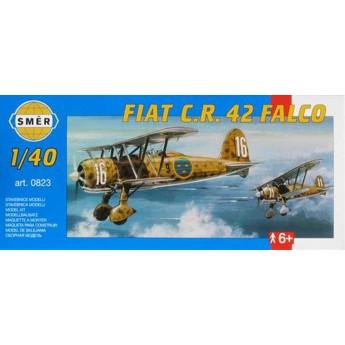 Модель самолета Fiat C.R.42 FALCO (1:48)