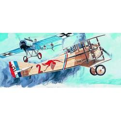 Модель самолета Spad S.VII (1:48)
