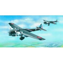 Модель самолета Amiot 143 (1:72)