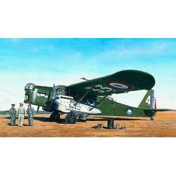 Модель самолета Potez 540 (1:72)