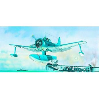 Модель самолета Curtiss SC - 1 Seahawk (1:72)