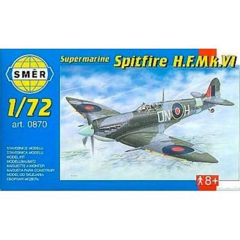 Модель самолета Supermarine Spitfire H.F.MK.VI (1:72)