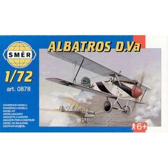 Модель самолета Albatros D.Va (1:72)