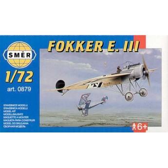 Модель самолета Fokker E.III (1:72)