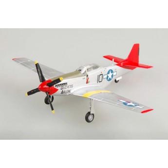 Модель самолета P-51D Mustang (1:72)