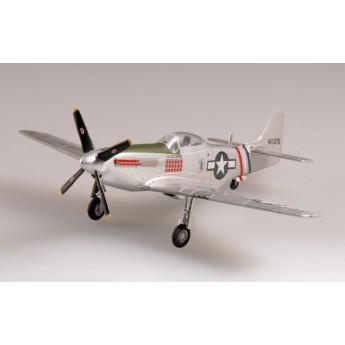 "Модель самолета P-51K ""Мустанг"" 23FG, Олдер, 1944 г. (1:72)"