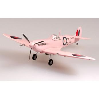 """Easy Model 37212 Готовая модель самолета """"Спитфайр"""" Mk VB 140 эскадра 1941 г (1:72)"""