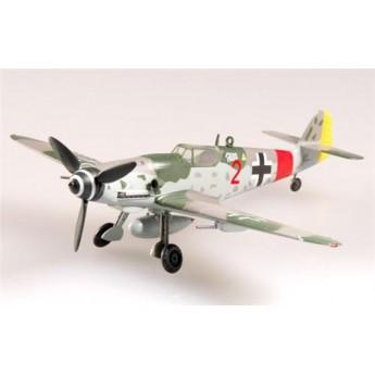 Модель самолета Мессершмитт BF-109G-10 II./JG300 1944 г. Германия (1:72)