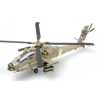 Easy Model 37027 Готовая модель вертолета AH-64 ВВС Израиля №941 (1:72)