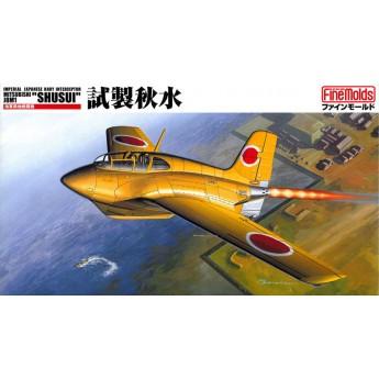 Модель самолета IJN Experimental Interceptor J8M1 Shusui (1:48)