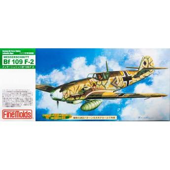 Модель самолета Messerschmitt Bf109 F-2 (1:72)