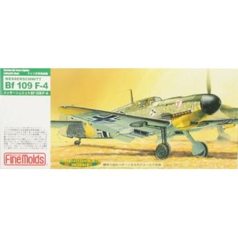 Модель самолета Messerschmitt Bf109 F-4 (1:72)