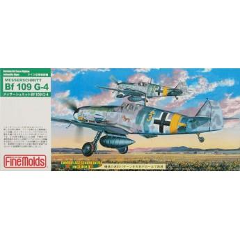 Модель самолета Messerschmitt Bf109 G-6 (1:72)