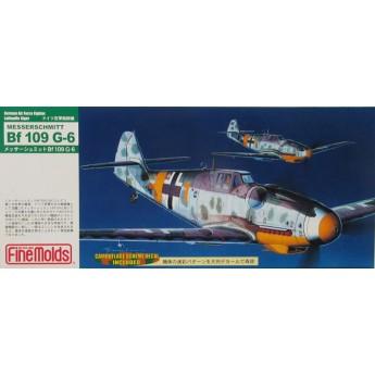 Модель самолета Messerschmitt Bf109 G-4 (1:72)